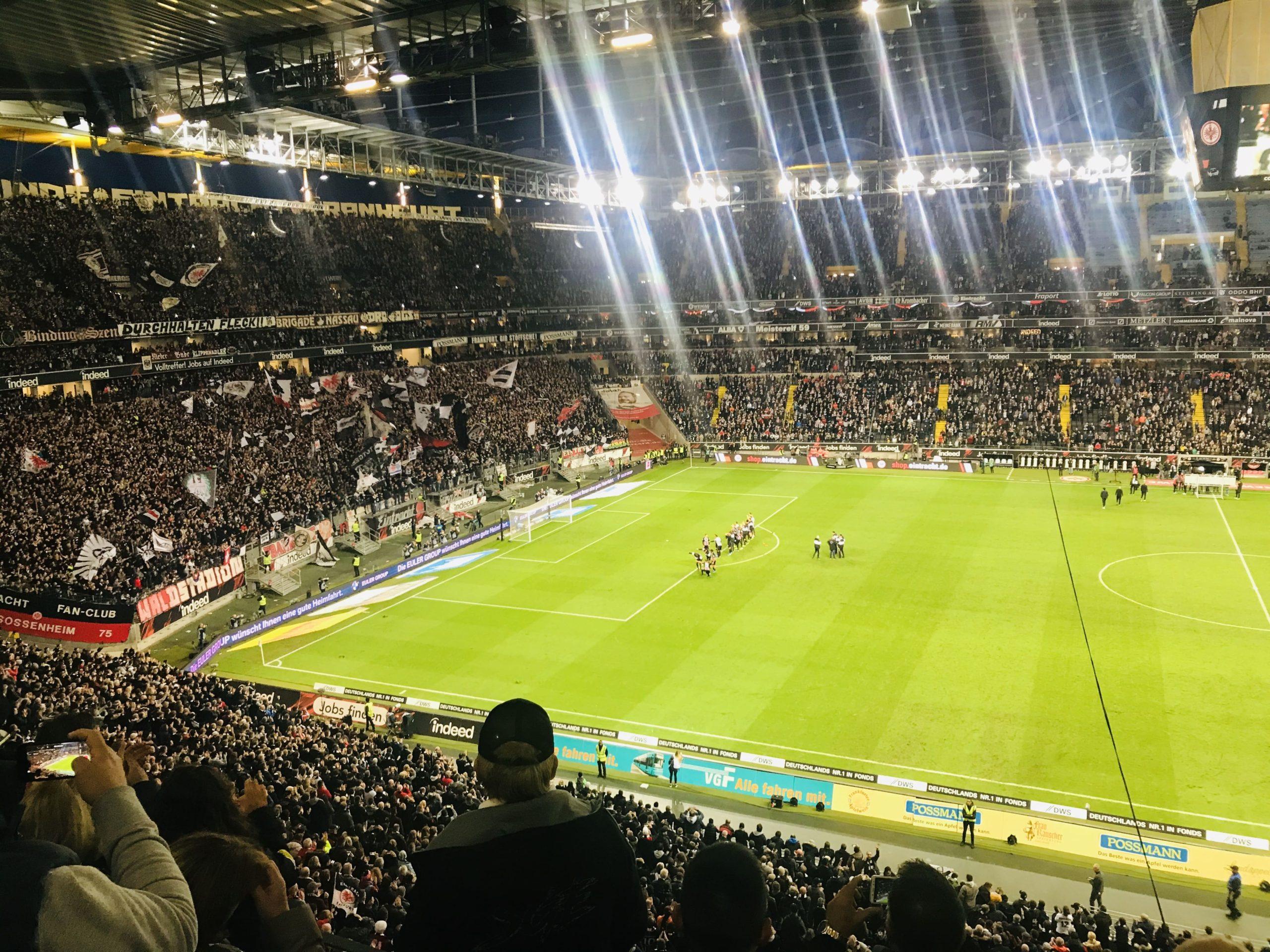ブンデスリーガを観戦する際の6つの注意点